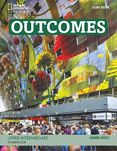 9781305102194: Outcomes Upper Intermediate: Workbook