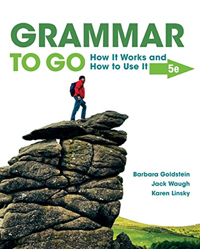 9781305103764: Grammar to Go: How It Works and How To Use It