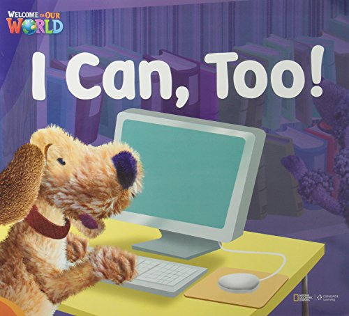 9781305104150: Welcome to Our World: I Can Too! Big Book 2