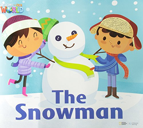 9781305104204: Welcome to Our World: The Snowman Big Book 3