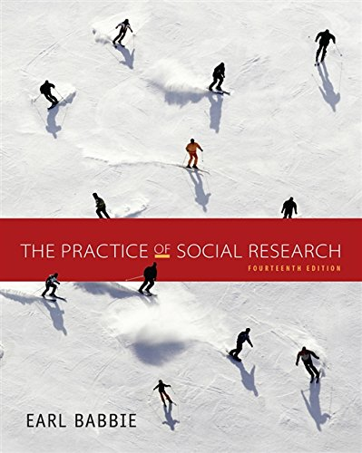 9781305104945 The Practice Of Social Research Mindtap Course List