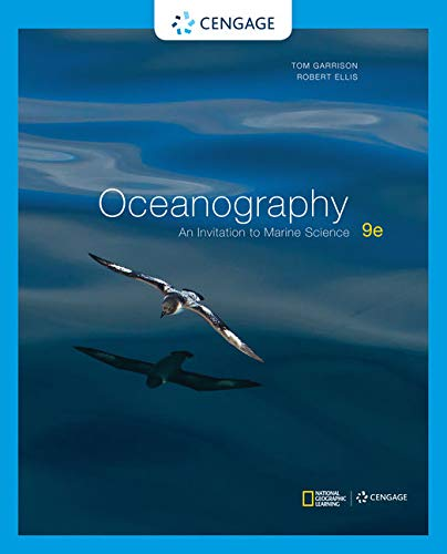 9781305105164: Oceanography: An Invitation to Marine Science