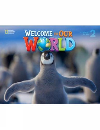 9781305105287: Welcome to Our World 2: Student Book with Student DVD