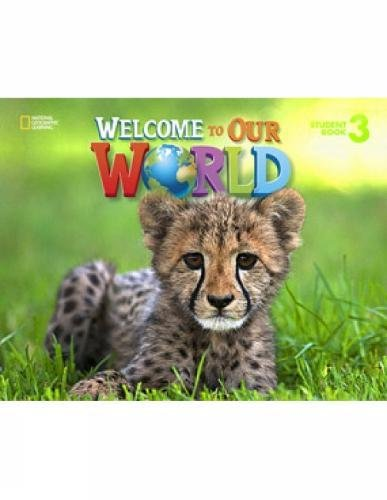 9781305105294: Welcome To Our World 3 Student Book: 3