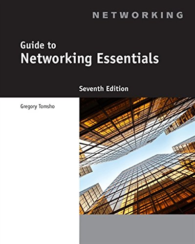 9781305105430: Guide to Networking Essentials