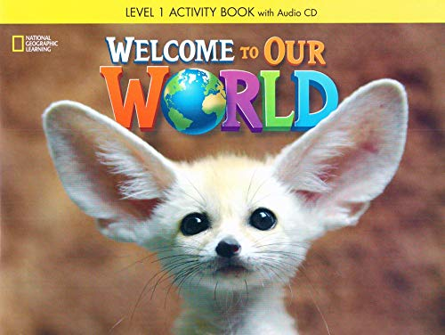 9781305105515: Welcome to Our World: Activity Book 1
