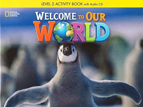 9781305105522: Welcome to Our World 2: Activity Book with Audio CD