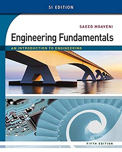 9781305105720: Engineering Fundamentals: An Introduction to Engineering, SI Edition