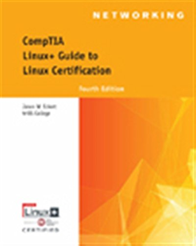 9781305107168: CompTIA Linux+ Guide to Linux Certification