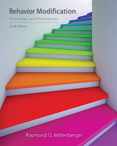 9781305109391: Behavior Modification: Principles and Procedures