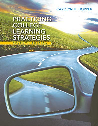 9781305109599: Practicing College Learning Strategies (Textbook-specific CSFI)