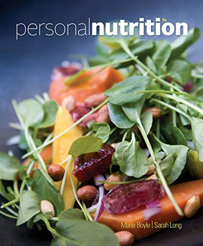 9781305110427: Personal Nutrition
