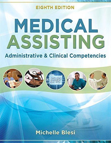 9781305110700: Medical Assisting: Administrative and Clinical Competencies