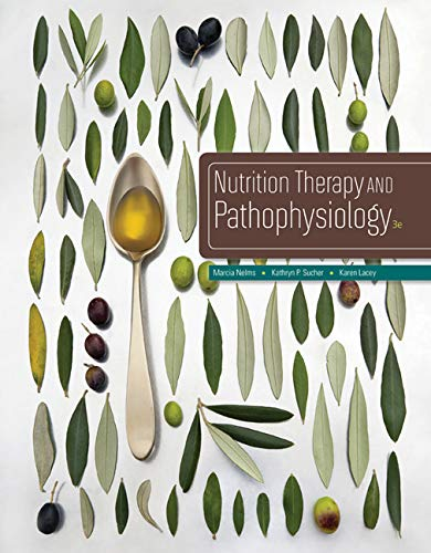 9781305111967: Nutrition Therapy and Pathophysiology
