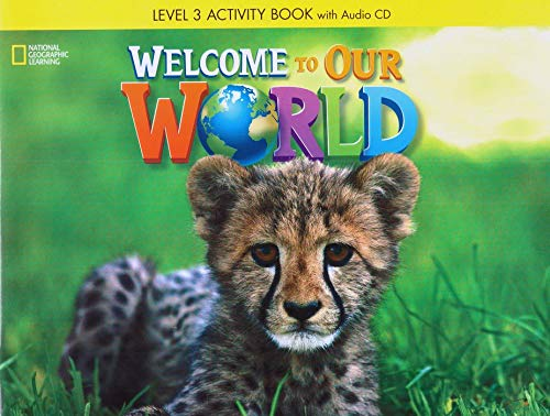 9781305112636: Welcome to Our World: Activity Book 3