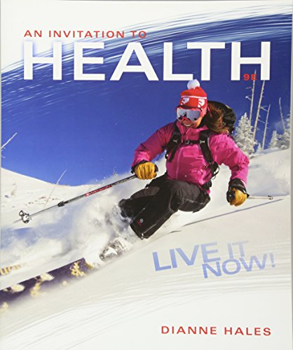 9781305113565: An Invitation to Health: Live It Now! Brief Edition