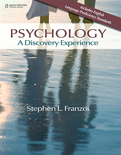 9781305114296: Psychology: A Discovery Experience, Copyright Update