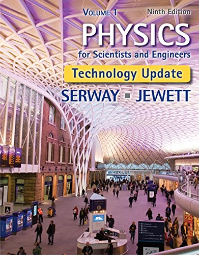 9781305116405: Physics for Scientists and Engineers, Volume 1, Technology Update