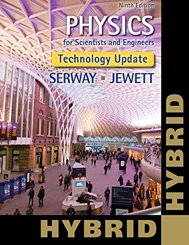 9781305116429: Physics for Scientists and Engineers, Technology Update, Hybrid Edition (with Enhanced WebAssign Multi-Term LOE Printed Access Card for Physics)