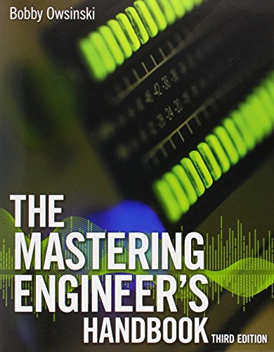 9781305116689: The Mastering Engineer's Handbook
