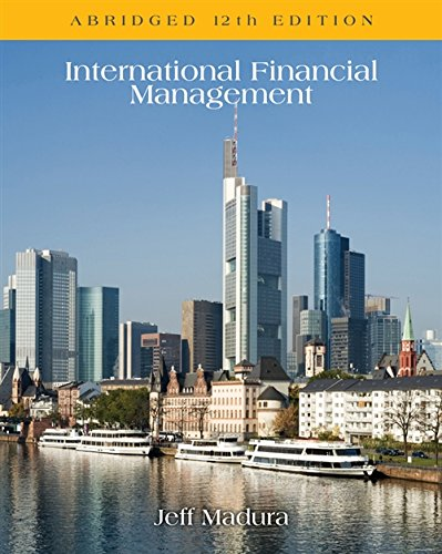 9781305117228: International Financial Management
