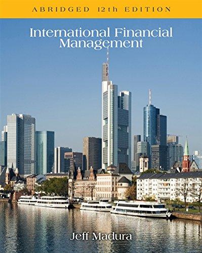 9781305117228: International Financial Management, Abridged