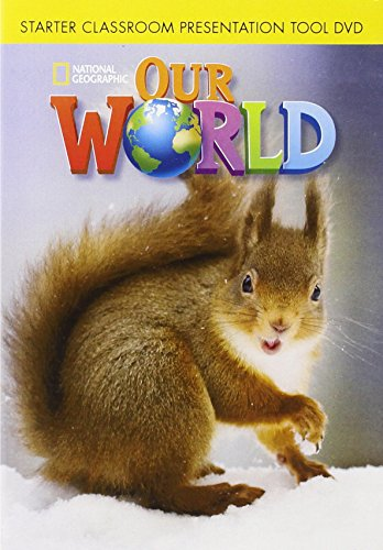 9781305119086: Our World Starter: Classroom Presentation Tool DVD
