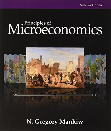 9781305124332: Bundle: Principles of Microeconomics, 7th + Aplia™, 1 term Printed Access Card