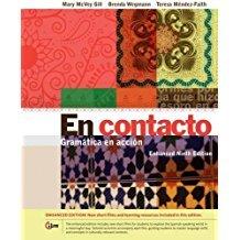 Bundle: En contacto, Enhanced Student Text: Gramática