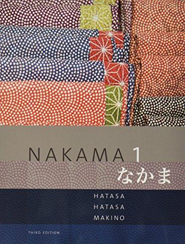9781305126893: Bundle: Nakama 1: Japanese Communication Culture Context, 3rd + SAM + Premium Web Site Printed Access Card