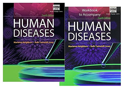 9781305128910: Human Diseases Bundle: Text and Workbook