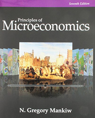 9781305131187: Bundle: Principles of Microeconomics, 7th + Aplia with Cengage Learning Write Experience 2.0 Powered by MyAccess Printed Access Card