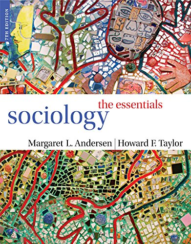Bundle: Sociology: The Essentials, Loose-leaf Version, 7th + MindTap Sociology, 1 term (6 months) ...