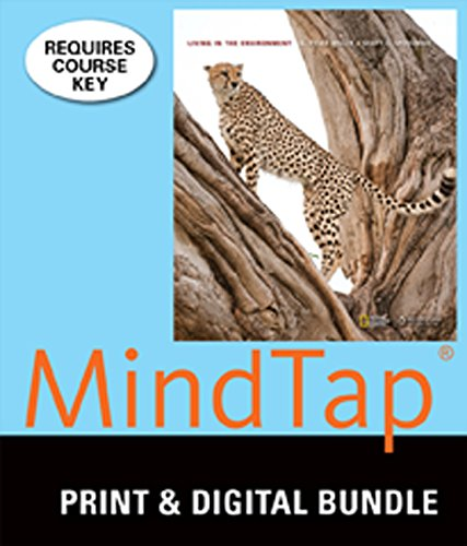 9781305134850: Bundle: Living in the Environment, 18th + MindTap Environmental Science, 1 term (6 months) Access Code