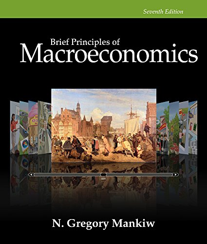 9781305135338: Bundle: Brief Principles of Macroeconomics, Loose-Leaf Version, 7th + MindTap Economics, 1 term (6 months) Printed Access Card