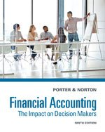 9781305135369: Bundle: Financial Accounting: The Impact on Decision Makers, 9th + CengageNOW Printed Access Card (Technology Budget)