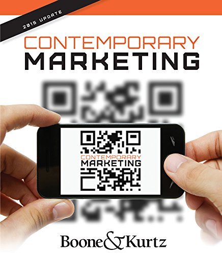 9781305135635: Bundle: Contemporary Marketing, Update 2015, 16th + CengageNOW with Business and Company Resource Center, One Semester Printed Access Card