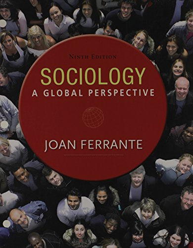 9781305136243: Bundle: Sociology: A Global Perspective, Loose-leaf Version, 9th + MindTap Sociology, 1 term (6 months) Printed Access Card