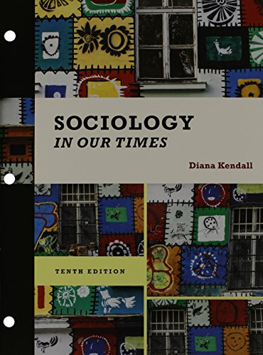 9781305136250: Bundle: Sociology in Our Times, 10th + MindTap Sociology Printed Access Card