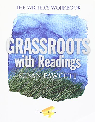 9781305136397: Bundle: Grassroots with Readings: The Writer's Workbook, 11th + Aplia Printed Access Card