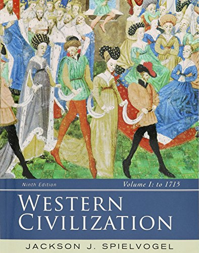 9781305137899: Bundle: Western Civilization: Volume I: To 1715, 9th + MindTap History Printed Access Card