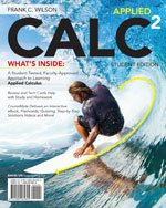 9781305236318: Bundle: Applied Calc (With Coursemate Printed Access Card), 2nd + Enhanced Webassign Single-term LOE Printed Access Card for Applied Math, 2nd