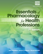 9781305236370: Essentials of Pharmacology for Health Professions + Study Guide Package