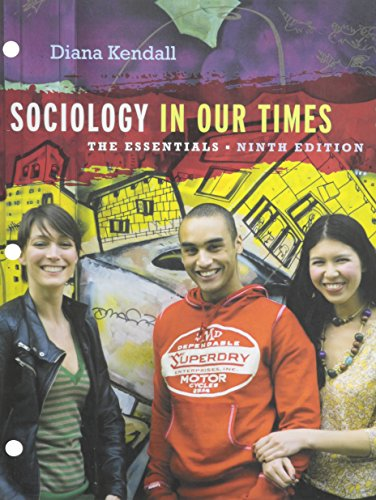 9781305236783: Bundle: Sociology in Our Times: The Essentials, 9th + MindTap Sociology Printed Access Card