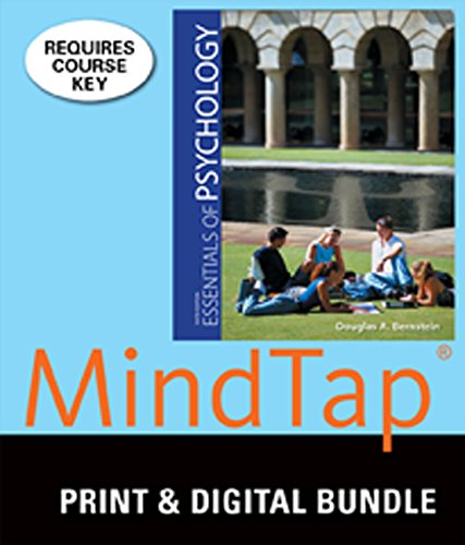 9781305240810: Bundle: Essentials of Psychology, 6th + MindTap Psychology, 1 term (6 months) Printed Access Card