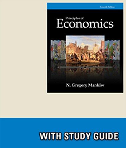 9781305241480: Bundle: Principles of Economics, 7th + Study Guide