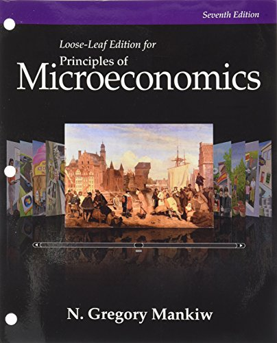 Principles of Microeconomics package w/Mindlink Aplia Access