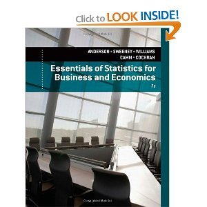 9781305242951: Essentials of Statistics for Business and Economics (with Data Set Printed Access Card), 7th + Aplia 1-Semester Printed Access Card, 7th