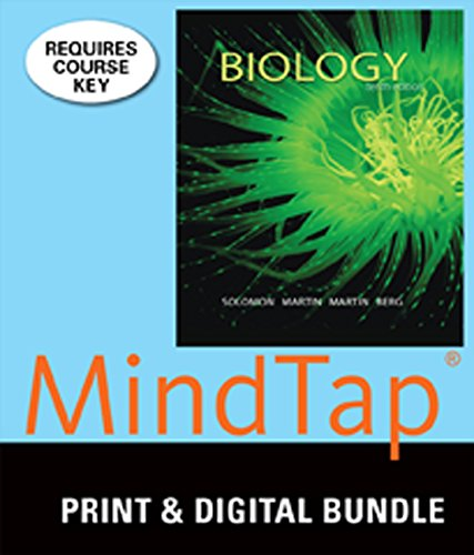 9781305246171: Bundle: Biology, 10th + MindTap Biology, 2 terms (12 months) Printed Access Card
