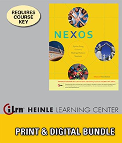 9781305248588: Bundle: Nexos, Enhanced, 3rd + iLrn™ Heinle Learning Center, 4 terms (24 Months) Printed Access Card